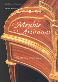 Meuble et artisanat du XIIIème au XVIIIème siècle.pdf