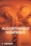 Claude Brézinski - Algorithmique numérique.