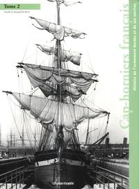 Claude Briot et Jacqueline Briot - Cap-Horniers français - Tome 2, Histoire de l'armement Bordes et de ses navires.