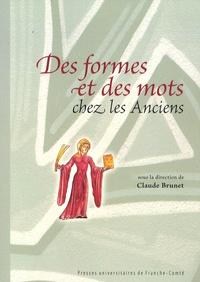 Corridashivernales.be Des formes et des mots chez les Anciens - Mélanges offerts à Danièle Conso Image