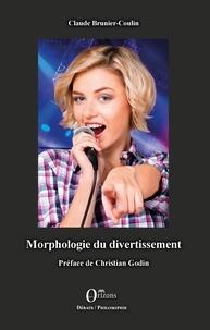Claude Brunier-Coulin - Morphologie du divertissement - L'émission N'oubliez pas les paroles comme nouveau paradigme.