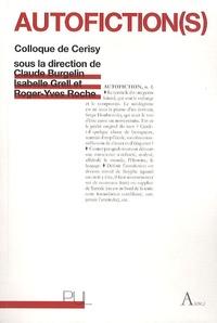 Lemememonde.fr Autofiction(s) - Colloque de Cerisy 2008 Image