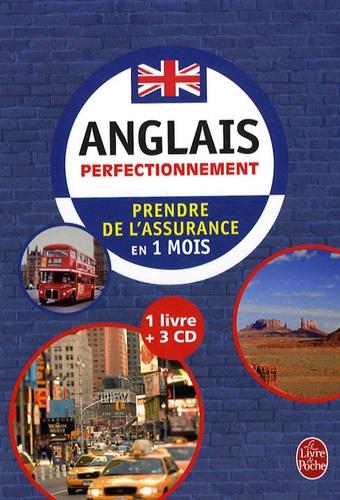 Claude Caillate et Judith Ward - L'anglais - Perfectionnement. 3 CD audio