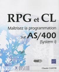 RPG et CL - Maîtrisez la programmation sur AS/400 (System i).pdf