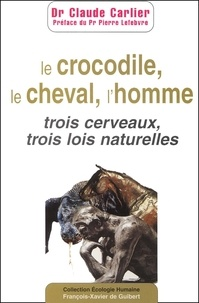 Checkpointfrance.fr Le crocodile, le cheval, l'homme. Trois cerveaux, trois lois naturelles Image