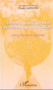 Claude Carpentier - .