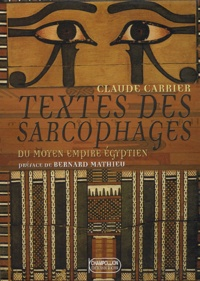 Textes des sarcophages du Moyen Empire égyptien Coffret 3 volumes.pdf