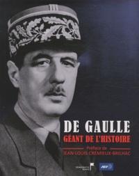 Claude Castéran - De Gaulle, géant de l'histoire.