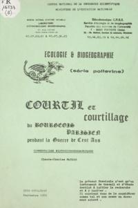 Claude-Charles Mathon - Courtil et courtillage du bourgeois parisien pendant la guerre de Cent Ans - Commentaires historicogéographiques.