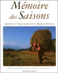 Claude Chatelain et Robert Taurines - .