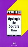 Claude Chrétien et  Platon - Apologie de Socrate - Traduction originale.