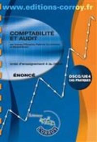 Comptabilité et audit - Unité denseignement 4 du DSCG, cas pratiques : énoncé.pdf