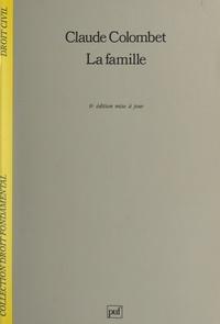 Claude Colombet et Stéphane Rials - La famille.