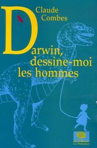 Histoiresdenlire.be Darwin, dessine-moi les hommes Image