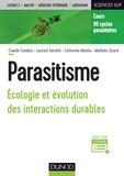 Claude Combes et Laurent Gavotte - Parasitisme - Ecologie et évolution des interactions durables.