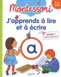 Claude Couque - J'apprends à lire et à écrire - Avec des lettres rugueuses.