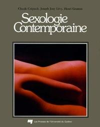 Claude Crépault et Joseph Josy Lévy - Sexologie contemporaine.