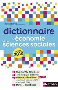 Claude-Danièle Echaudemaison - Dictionnaire d'économie et de sciences sociales.