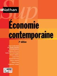 Claude-Danièle Echaudemaison et Stéphane Bécuwe - Economie contemporaine.