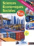 Claude-Danièle Echaudemaison - Sciences Economiques et Sociales Tle ES - Manuel de l'élève.