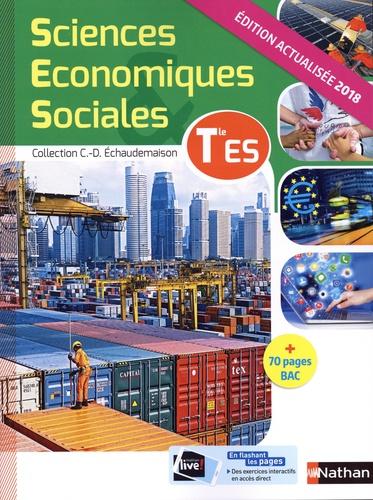 Claude-Danièle Echaudemaison - Sciences Economiques et Sociales Tle ES.