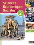 Claude-Danièle Echaudemaison - Sciences économiques sociales 2de.