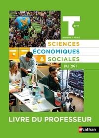 Claude-Danièle Echaudemaison et Olivier Leblanc - Sciences Economiques & Sociales Term - Livre du professeur 2020.