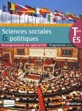 Claude-Danièle Echaudemaison - Sciences sociales et politiques Tle ES - Programme 2012.