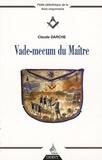 Claude Darche - Vade-mecum du Maître.