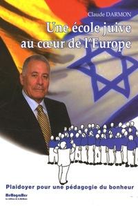 Galabria.be Une école juive au coeur de l'Europe - Plaidoyer pour une pédagogie du bonheur Image