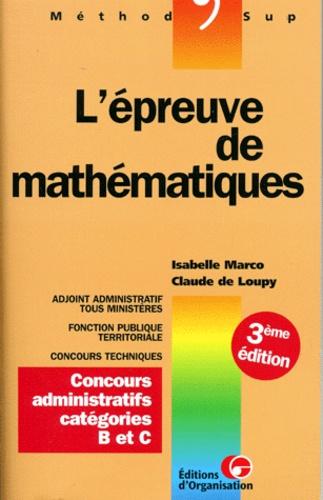 Claude de Loupy et Isabelle Marco - .