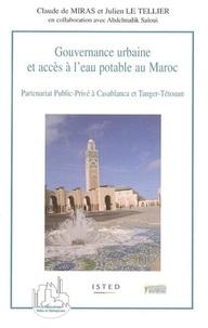 Claude de Miras - Gouvernance urbaine et accès à l' eau potable au Maroc.