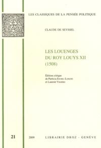 Histoiresdenlire.be Les Louenges du roy Louys XIIe de ce nom (1508) Image