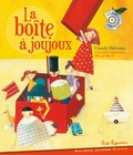 Claude Debussy et Muriel Bloch - La boîte à joujoux. 1 CD audio