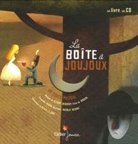Claude Debussy et  Rascal - La boîte à joujoux - Un conte musical. 1 CD audio