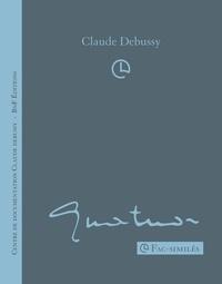 Claude Debussy - Quatuor - Claude Debussy.