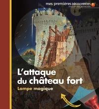 Claude Delafosse et Ute Fuhr - L'attaque du château fort.
