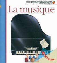 Claude Delafosse - La musique.