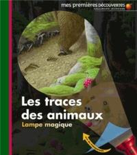 Claude Delafosse et  Héliadore - Les traces des animaux.