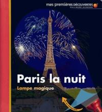 Claude Delafosse et Gismonde Curiace - Paris la nuit.