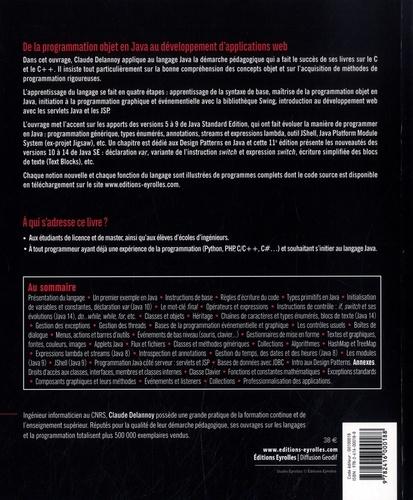 Programmer en Java. Couvre Java 10 à 14 11e édition