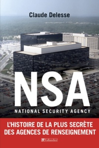 Claude Delesse - NSA, National Security Agency.