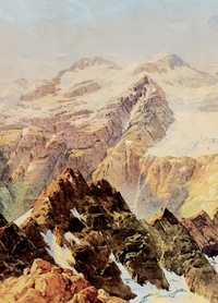Claude Dendaletche - La découverte des Pyrénées.
