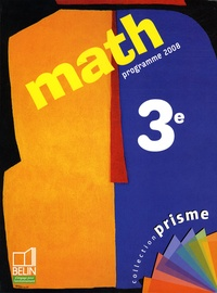 Claude Deschamps et Lionel Cuaz - Math 3e.