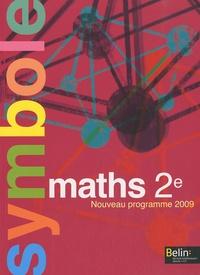 Claude Deschamps - Maths 2e - Programme 2009.