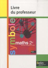 Maths 2e - Livre du professeur, programme 2009.pdf