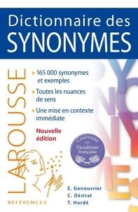 Claude Désirat et Emile Genouvrier - Dictionnaire des synonymes.