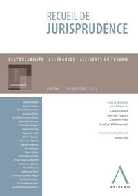 Claude Devoet et Jean-Luc Fagnart - Recueil de jurisprudence - Responsabilité - Assurances - Accidents du travail (Belgique).