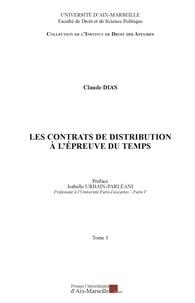 Les contrats de distribution à lépreuve du temps - 2 volumes.pdf