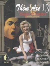 Claude Dietrich et Jérôme Dorival - Images de femmes. 1 CD audio